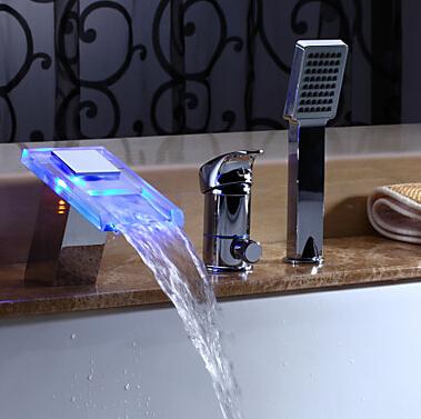 Piece Bathroom Faucet Piece Bathroom Faucet Riobel Piece Deck - 3 piece bathroom faucet