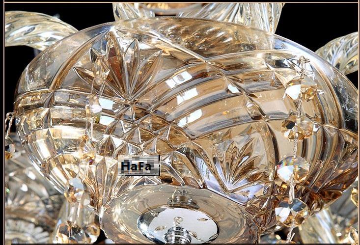 Luxury New 2015 Crystal Chandelier Top Model Bed Room Living Light Vintage