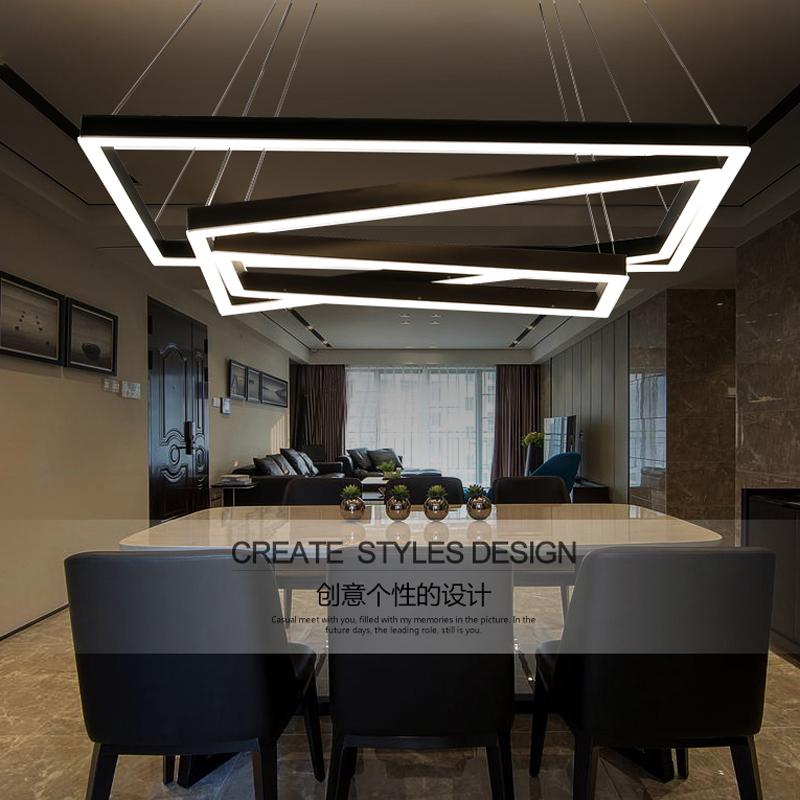 Modern Pendant Lights For Living Room Dining Room Acrylic