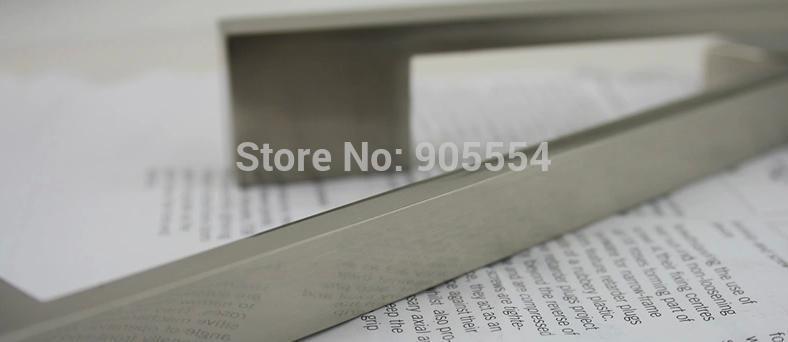 320mm w8mm l354xw8xh27mm nickel color zinc alloy furniture cabinet hardware dresser cupboard door handles cabinet hardware gt cabinet pulls gt